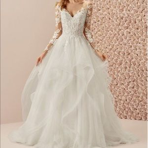 pronovias metis Dress
